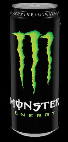 Wie findet ihr dieses Monster Energy?