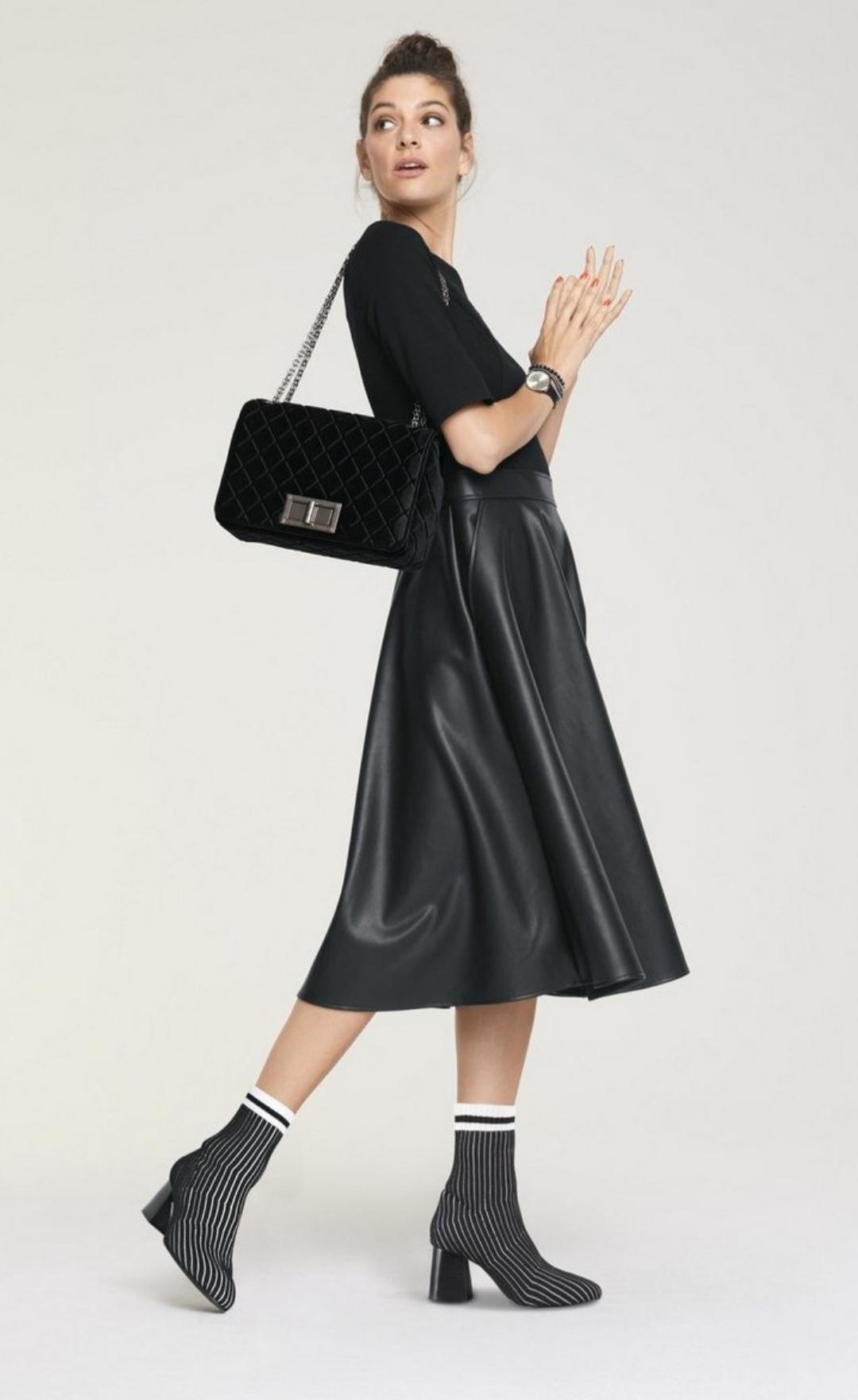wie findet ihr dieses schwarze kleid? (mode, kleidung