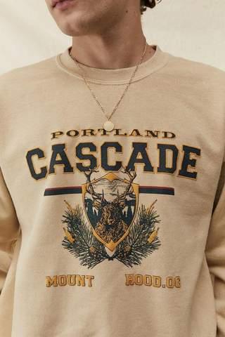 Wie findet ihr dieses Sweatshirt und mit welcher Hose kann man es gut kombinieren?