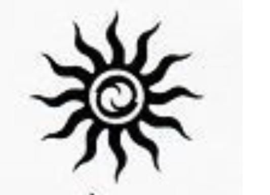 Sonne 2 - (Tattoo, Tätowieren)