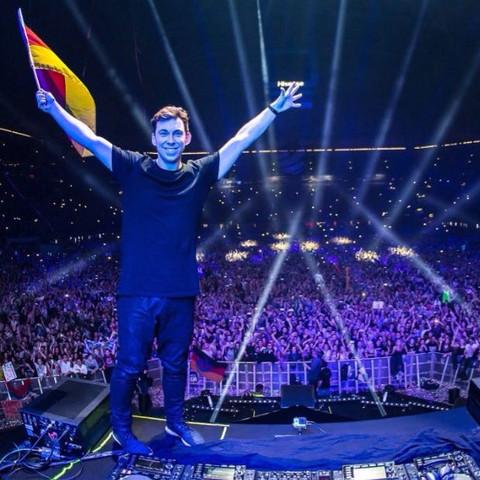 Das ist Hardwell in Deutschland am 07.11.2015 - (Musik, Lied, tanzen)