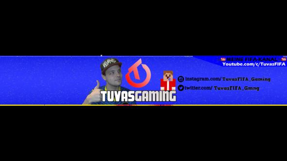 Tuvasgaming - (Youtube, Gaming, Fifa)