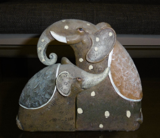 lustige Figur - (sammeln, elefant)