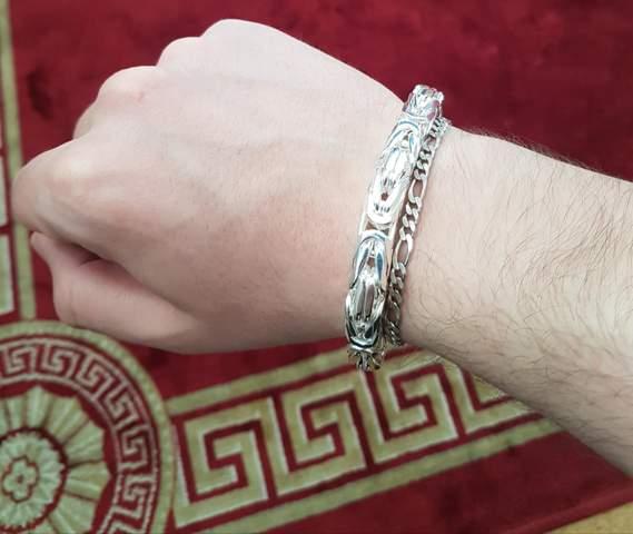 Wie findet ihr es, wenn Männer so ein Armband tragen?