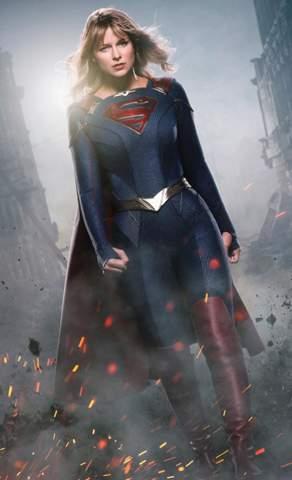 Wie findet ihr Frauen Supergirls Kostüm?