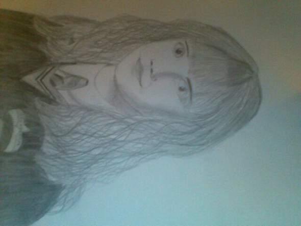 Wie findet ihr Hermine Granger auf dem Bild, was ich gezeichnet habe?