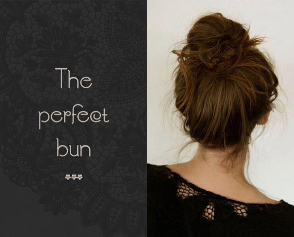 Lockerer Dutt Mittellange Haare Haarschnitte Beliebt In Europa