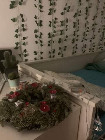 Wie findet ihr mein Bett?