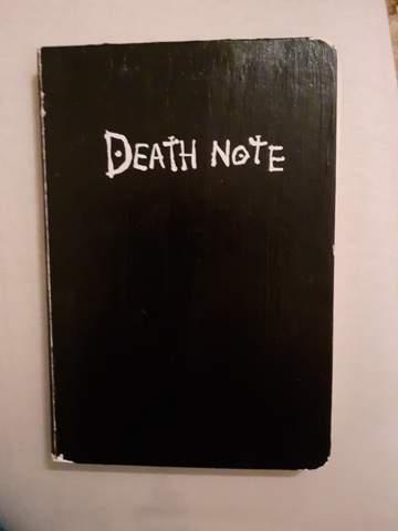 Wie findet ihr mein Death Note?