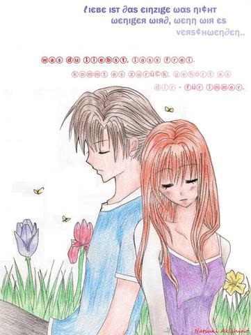 Mein Manga-Bild.. - (Anime, Manga, Zeichnung)