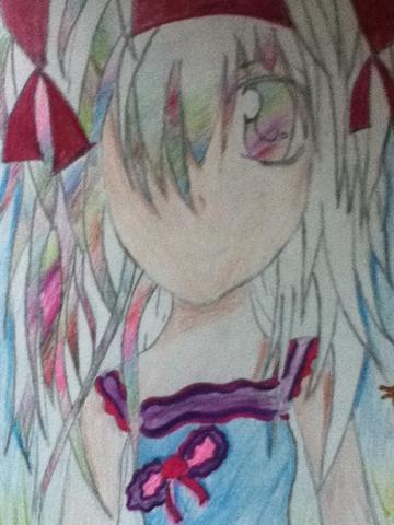Meine zeichnung - (Manga, zeichnen)