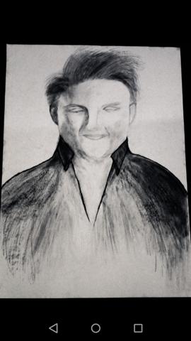 Wie findet ihr mein selbst gemaltes Bild?