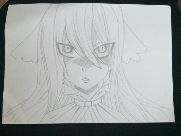 Mavis - (Anime, Zeichnung)