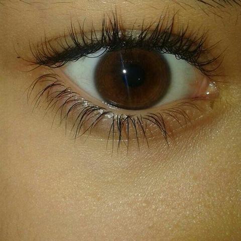 Arabi - (Augen, braun, Wimpern)