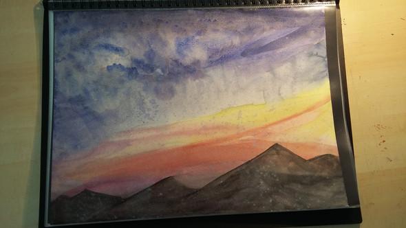Bild 2 - (Kunst, malen)