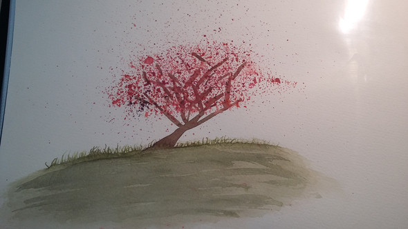 Bild 4 - (Kunst, malen)
