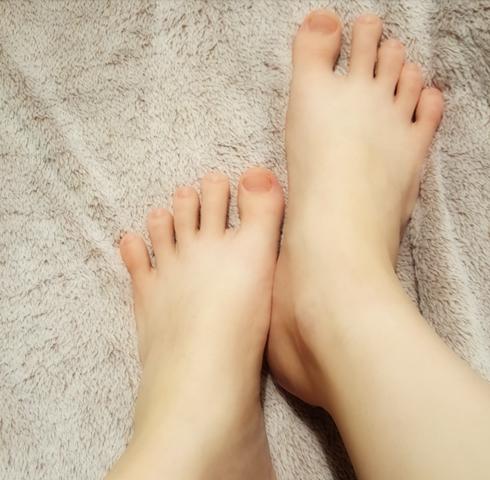 Die füße meiner lehrerin