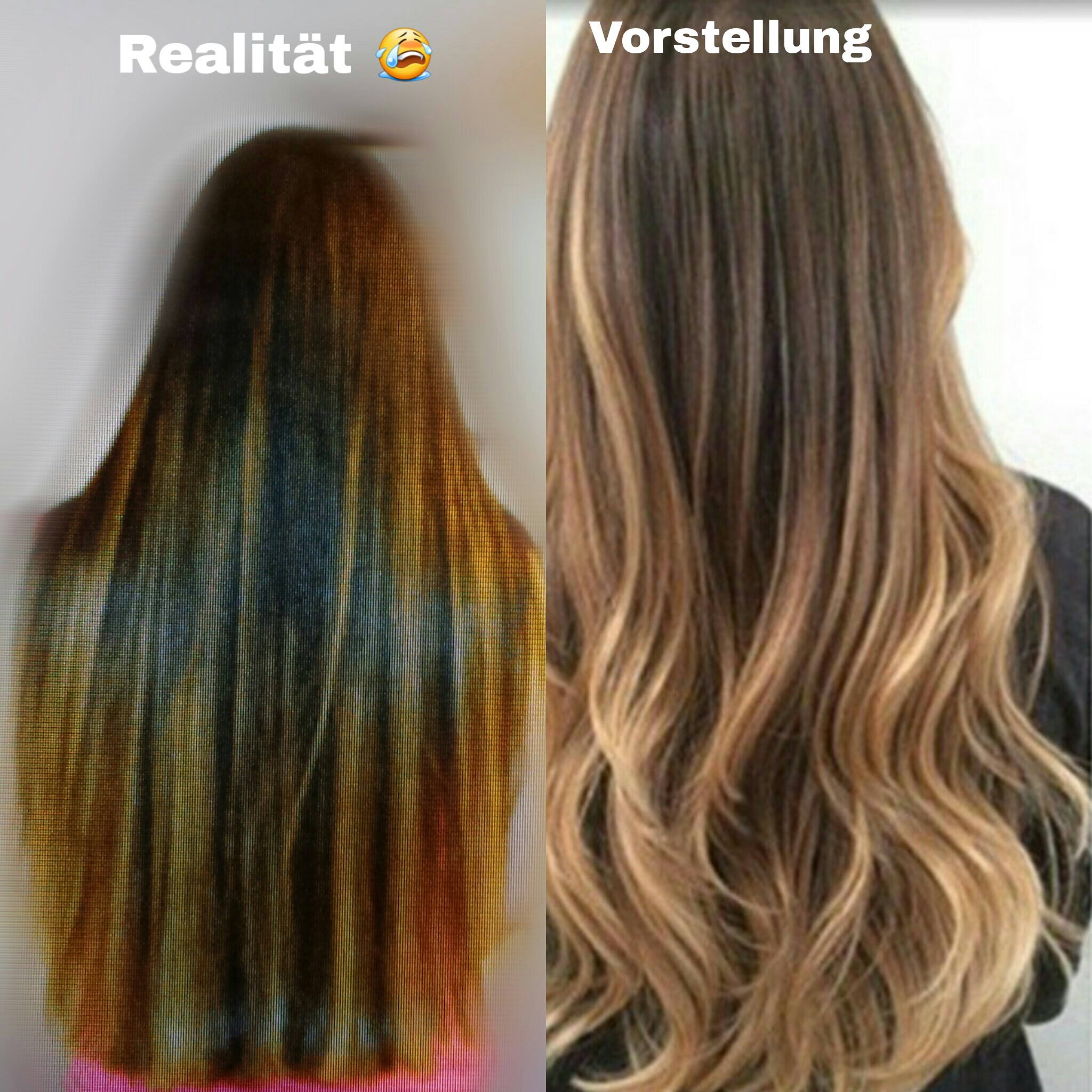 Neue Haarfarbe Online Simulieren