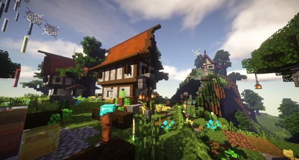 Bau Spiele Wie Minecraft