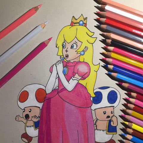 Meine Zeichnung  - (Kunst, zeichnen, Art)