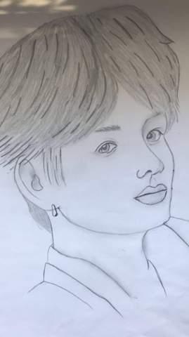 Wie findet ihr meine Zeichnungen?
