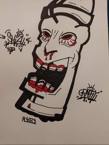 Wie findet ihr meinen Graffiti Charakter?