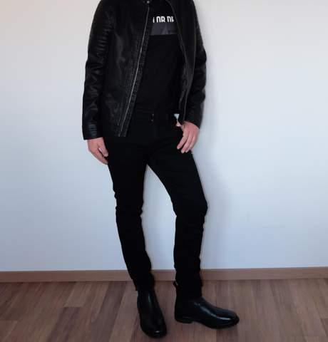 Wie findet ihr meinen neuen rockigen Style?