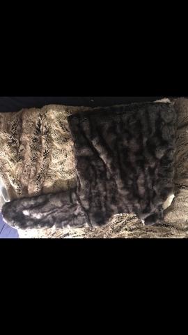 Außen  - (Pullover, Fell, kuscheln)