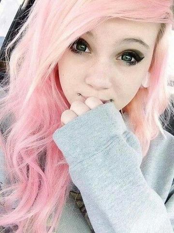 Wie Findet Ihr Pastell Pinke Haare Und Würde Mir Das Stehen