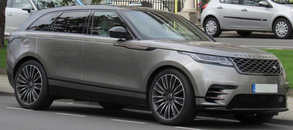 Wie findet ihr Range Rover Velar?