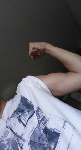 - (Training, Muskeln, Arm)