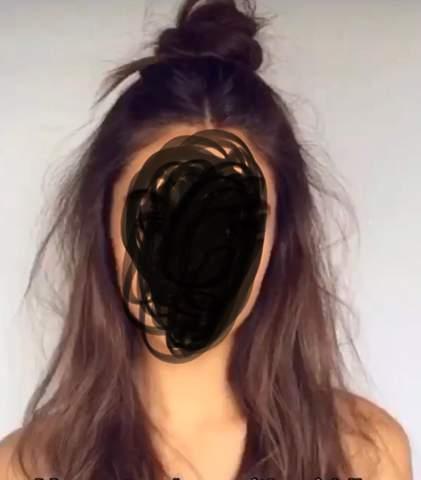 Wie findet ihr so eine Frisur mit schwarzen Haaren?
