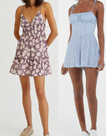 How do you find such summer dresses for everyday life?