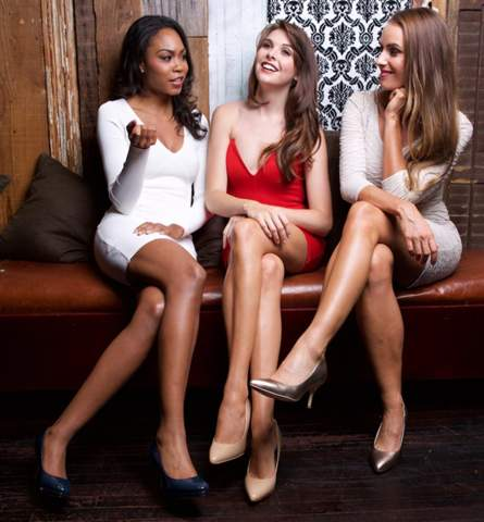 How do you find common high-heeled shoes in women?