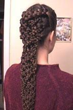 Wie Flechte Ich Mir Diesen Zopf Haare Frisur Flechten