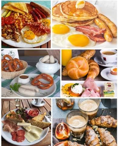 Wie Frühstückst du am liebsten wenn du dir was gönnst?