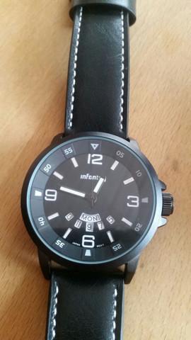 Infantry Uhr - (Datum, Armbanduhr, Infantry)