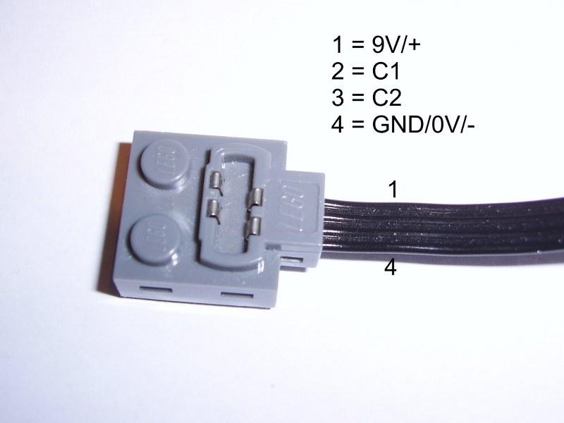 Wie funktioniert die Polung von einem LEGO Functions Motor? (Technik ...