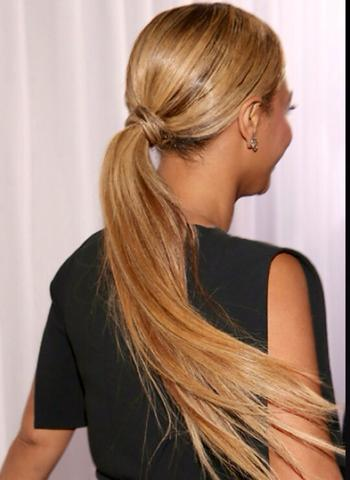 Wie Funktioniert Diese Frisur Ohne Haargummi Haare