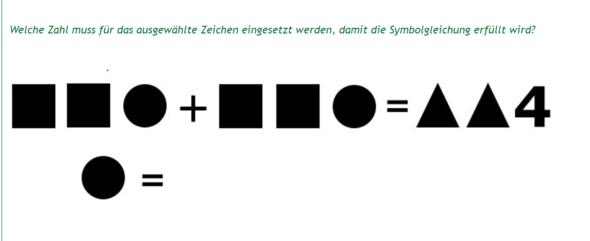 Frage - (Mathematik, Logik)