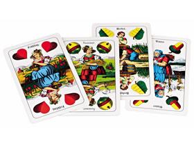Kartentrick Alle Karten Gleich