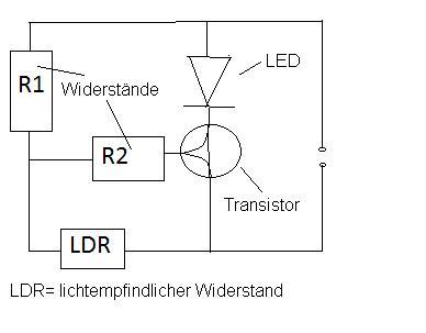 Berühmt Lichtsensor Schaltplan Ideen - Die Besten Elektrischen ...