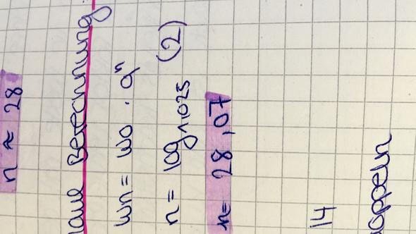 aufgabe  - (Mathe, Logarithmus)