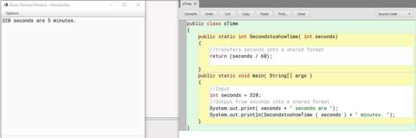 Wie kriege ich Sekunden richtig in Minuten(JavaScript)?