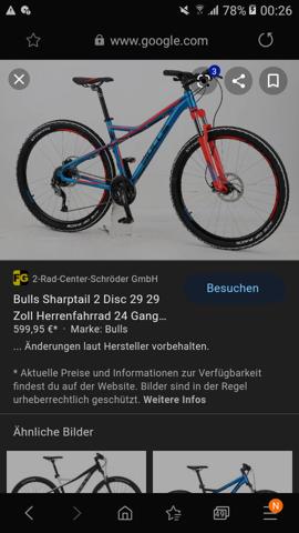 Wie gefällt euch das Bike?