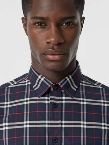 Wie gefällt Euch dieses karierte Hemd besser?