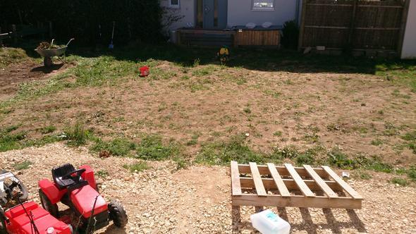 Wie Gehe Ich Vor Um Ein Neuen Rasen Und Garten Anzulegen