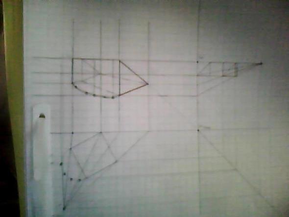 Hefteintrag - (Schule, Unterricht, zeichnen)