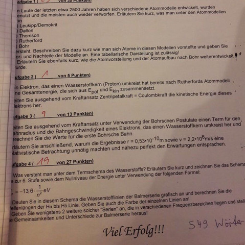 Aufgabe 3 - (Schule, Mathe, Mathematik)