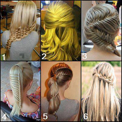 Nummer 5 - (Technik, Haare, Frisur)